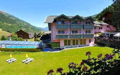 Neomezený wellness pobyt s polopenzí - 4 * hotel v rakouských Alpách