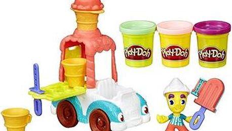 Play-Doh Town - Zmrzlinářské auto