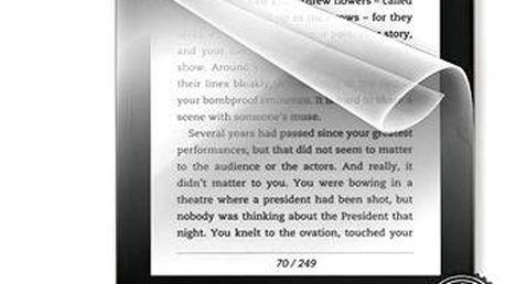 ScreenShield pro Bookeen Cybook Muse Essential na displej čtečky elektronických knih