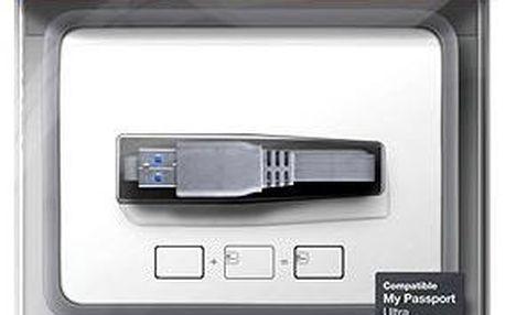 WD Grip Pack 2TB/3TB Smoke, šedý