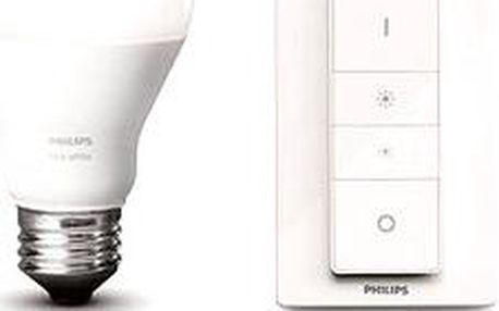 Philips Hue Wireless dimming kit + Philips Hue White 9.5W