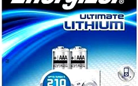 Energizer Ultimate Lithium AAA/2