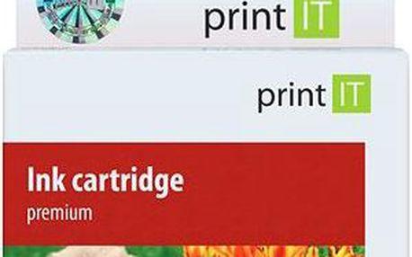 PRINT IT CLI-551 XL žlutý pro tiskárny Canon (PI-636)