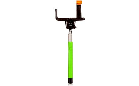 MadMan Selfie tyč DELUXE BT 100 zelená