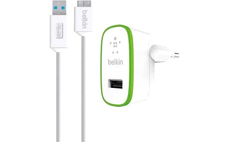 Belkin USB 230V F8M865vf03 bílá