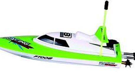 RC loď 280 zelená