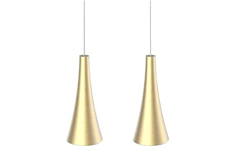Sengled Pulse Horn champagne set