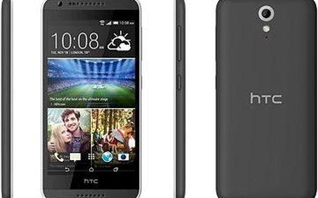 HTC Desire 620G (A31MG) Matt Grey / Light Grey Trim Dual SIM