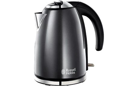 Russell Hobbs Colors Storm Grey Kettle 18944-70