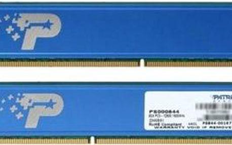 Patriot 8GB KIT DDR3 1333MHz CL9 Signature Line s chladičem