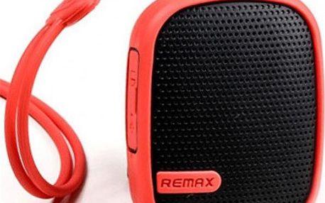 Remax X2mini bluetooth reproduktor červený