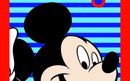 Osuška Mickey Sitting 70x120 cm