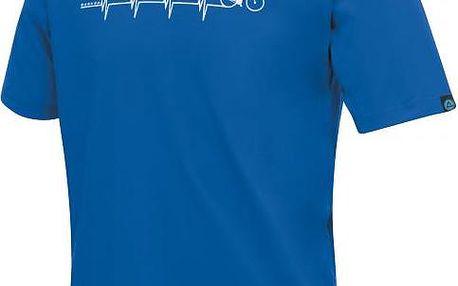 Pánské tričko Dare2B DMT140 HEART RATE T SkydiverBlu