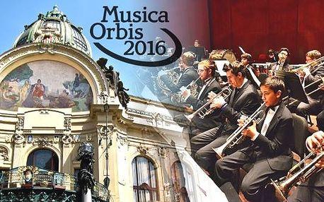 Koncert vážné hudby v rámci koncertního cyklu Musica Orbis 14.07.2016 ve Smetanově síni Obecního domu. Díla hudebních klasiků v podání Youth Orchestra of San Antonio - nejlepších mladých hudebníků jižního Texasu, kteří vyrážejí již na jedenácté mezinárodn