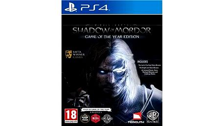 Middle Earth: Shadow of Mordor Game of The Year Edition - PS4 (5051892191388)