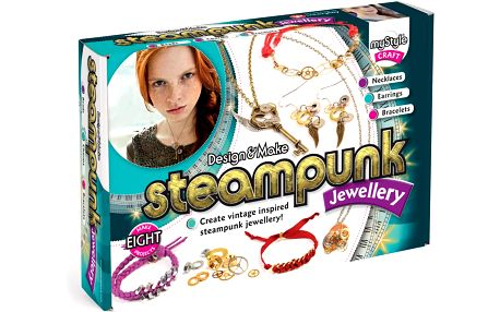 MyStyle - Steampunk šperky
