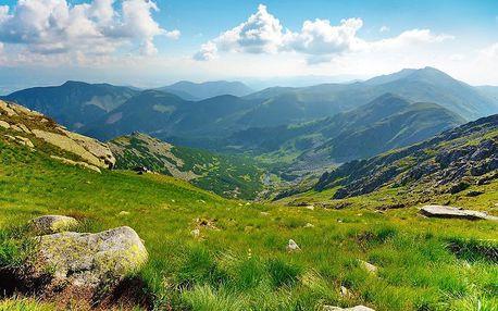 Aktivní dovolená v Nízkých Tatrách pro DVA na 3 a více dní