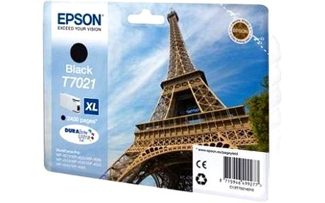 Epson T7021 XL černá (C13T70214010)