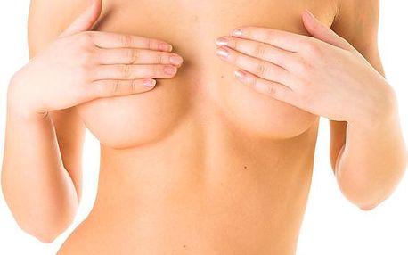 Zvětšení prsou bez bolesti, skalpelu a anestezie