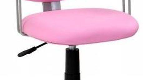 Dětská otočná židle STRAKOŠ Kitty