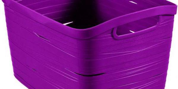 Ribbon L (plast, fialová, 20l)