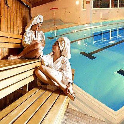3 až 6denní wellness pobyt pro 2 se snídaněmi v hotelu Alžbětin Dvor na Slovensku