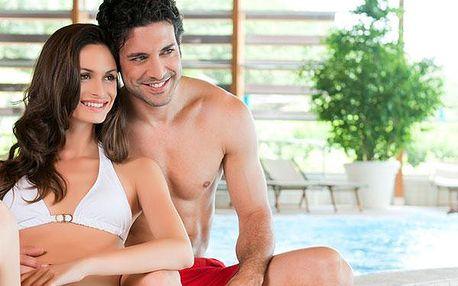 Romantika i wellness pro dva v Uherském Hradišti