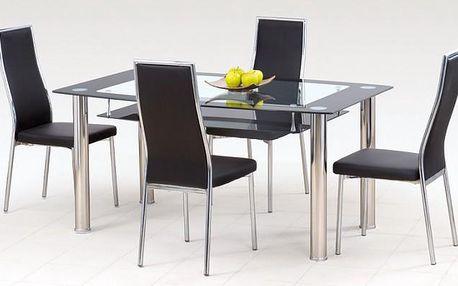 Moderní jídelní stůl Cristal