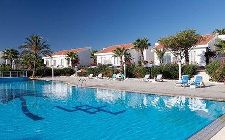 Kypr - Severní Kypr na 8 až 11 dní, polopenze s nápoji s dopravou letecky z Brna nebo letecky z Prahy přímo na pláži
