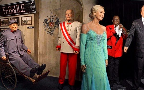 Vstupné do Muzea voskových figurín a Madame Tussauds