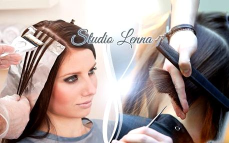 Kompletní kadeřnický balíček s kosmetikou Alcina bez doplatku za dlouhé vlasy!