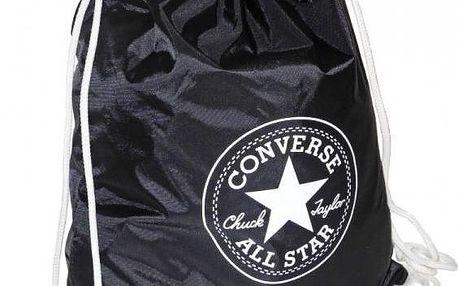 vak Converse Gym Sack Playmaker černá 36x44cm
