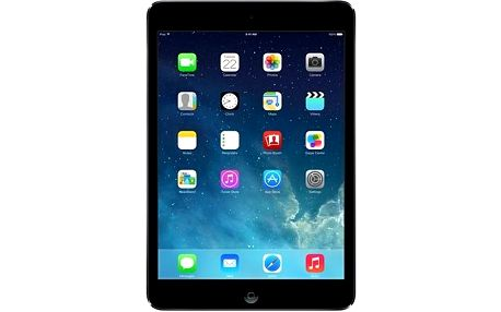 Apple iPad mini 2, 32 GB, Wi-Fi + LTE, šedý