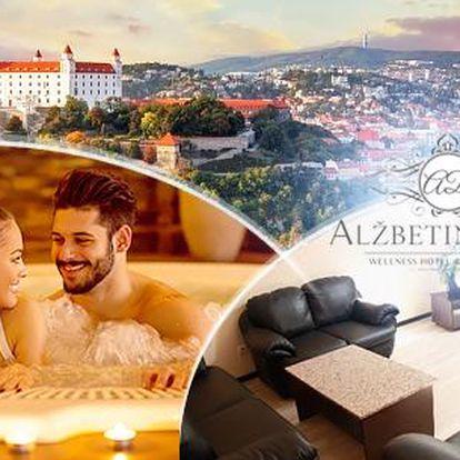 Romantický pobyt na 2-5 dn pro dva včetně snídaní a neomezeného wellness poblíž města Bratislava!