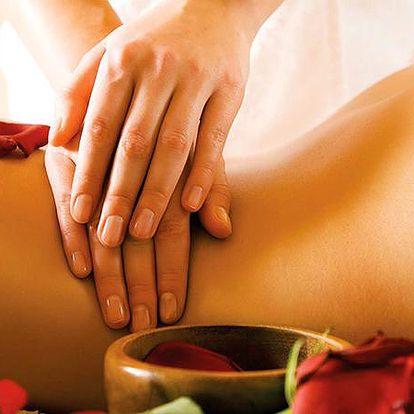 Hodinová relaxační masáž v Praze