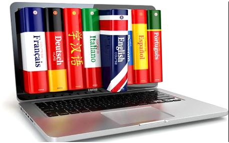 Online kurz anglického, německého a francouzského jazyka