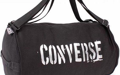 taška Converse Duffel backpack černá 31l