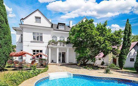 2–6denní pobyt s plnou penzí a balíčkem slev v hotelu Marie-Luisa v Praze pro 2 osoby