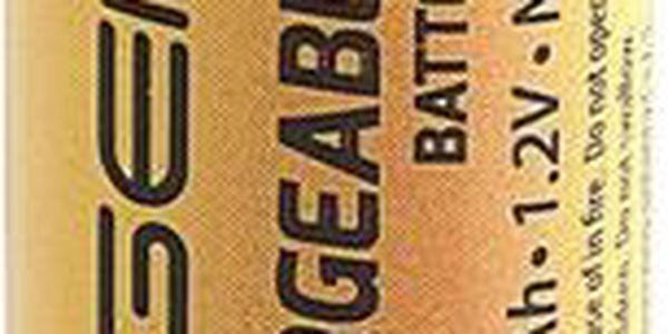 Nabíjecí tužkové baterie GoGEN AA, HR06 CHARGE 2000, 2000mAh, Ni-MH, blist3