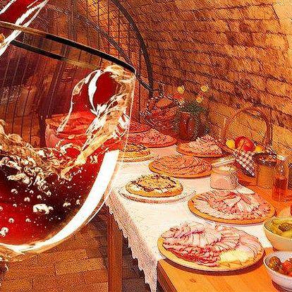5denní pobyt pro 2 se snídaněmi a vínem v penzionu u Ivana v Bořeticích
