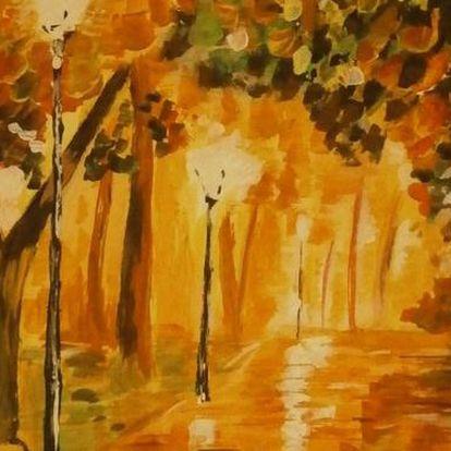 Malujeme podle známých umělců - 1denní kurz - last minute 19.6. Praha