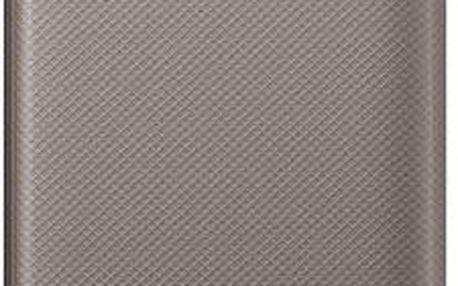 Samsung flip pouzdro pro Sam Gal S6 Edge, zlatá (EFWG928PFEGWW)