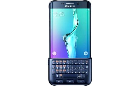 Samsung gelskin + klávesnice pro Samsung Galaxy S6 Edge+, černá