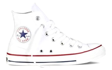 boty Converse Chuck Taylor All Star HI optic white