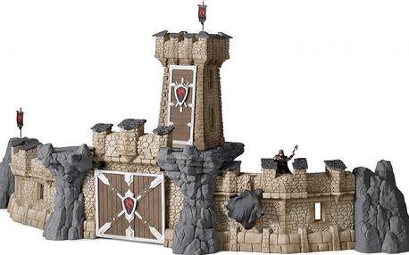 Schleich Velký rytířský hrad s příslušenstvím 42102