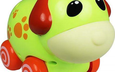 Let's play Jezdící zvířátko se zvuky zelená