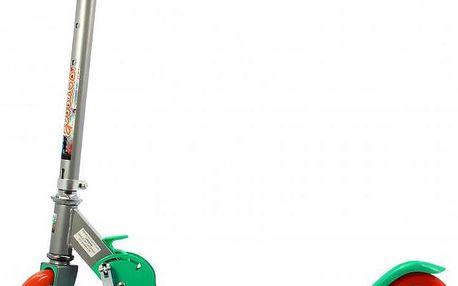 Eddy Toys Koloběžka zelená