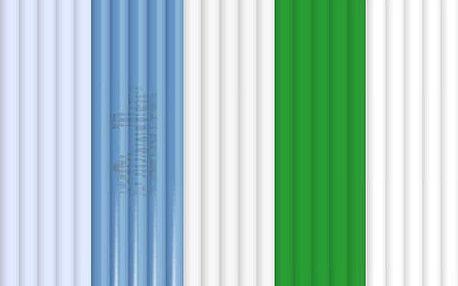 3Doodler Mix color PLA - Winter Wonderland