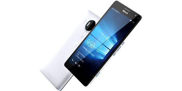 Nokia Lumia 950 XL SS White
