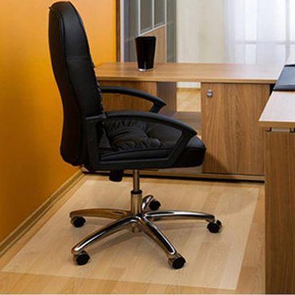 Ochranná podložka pod židli - chrání podlahu před opotřebením a poškrábáním.